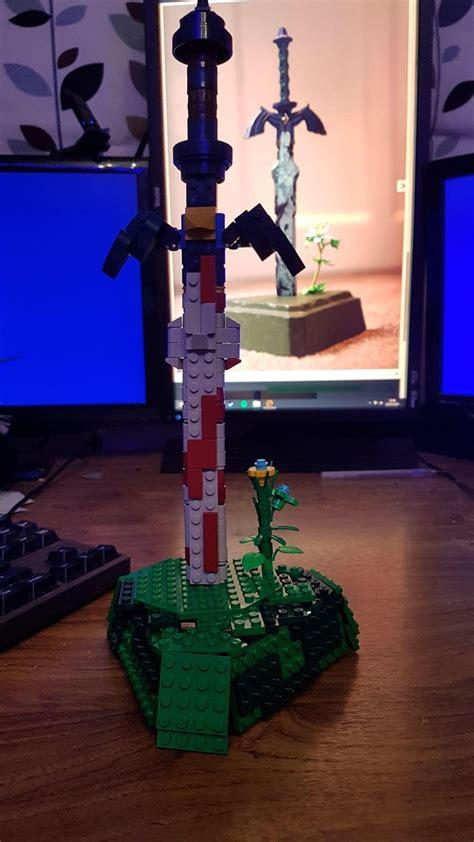 LEGO Master Sword