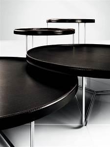 Adelphi Nesting Coffee Table Set By Modloft