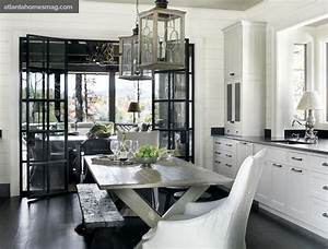 interior design black window frames caribbean living blog With kitchen colors with white cabinets with framed glass wall art