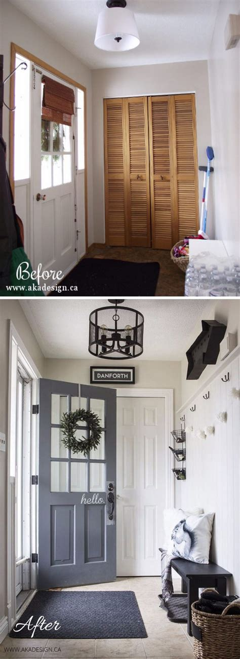 entryway pictures 30 amazing entryway makeover ideas and tutorials hative