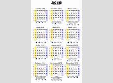 Calendário 2016 para imprimir e colar na sua agenda Na