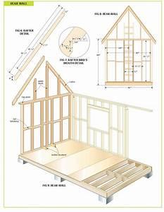 Wood Storage Shed Plans Free Large Firewood Storage Shed