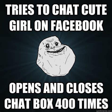 Memes Facebook Chat - pin memes facebook chat forever alone meme base 5 pelautscom on pinterest