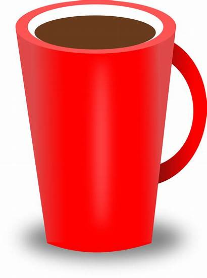 Clipart Cup Coffee Mug Transparent Plain Clip