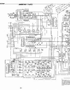 Hamilton Beach Roaster Oven Model C0469 Wiring Diagram