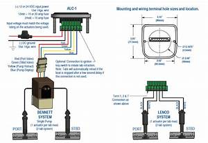 Lenco Electric Trim Tabs Wiring Diagram