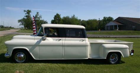 Vw 4 Door Truck by 1957 Chevrolet 4 Door Truck Special Cars