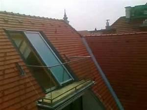 Dachfenster Mit Balkon Austritt : gro e dachfenster dachschiebefenster solara perspektiv in wien youtube ~ Indierocktalk.com Haus und Dekorationen