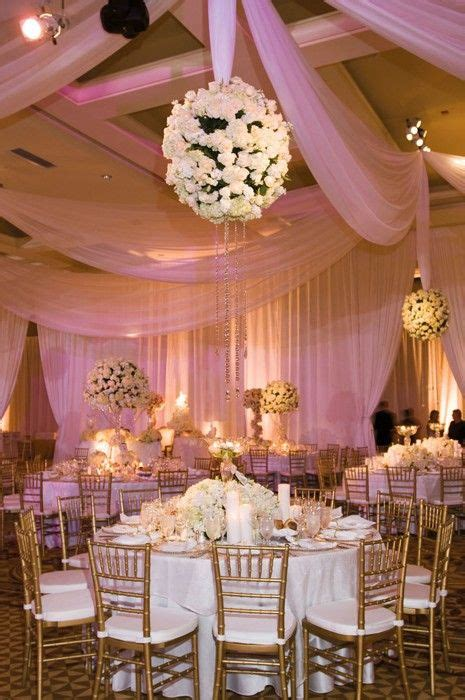 reception magic receptions tissue paper flowers and wedding