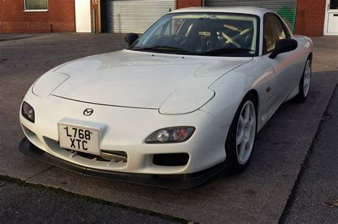 Mazda Rx7 Fd Race Car For Sale