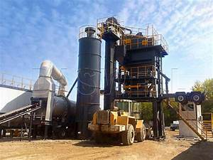 Mini Asphalt Mixing Plant For Sale With Competitive Price