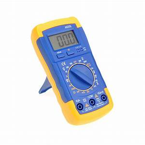 Digital Multimeter A830l With Data Hold  U0026 Back Light