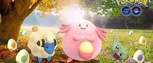 Oster Event Pokemon Go : pok mon go leak zeigt eier berraschungen zum oster event 2018 ~ Orissabook.com Haus und Dekorationen