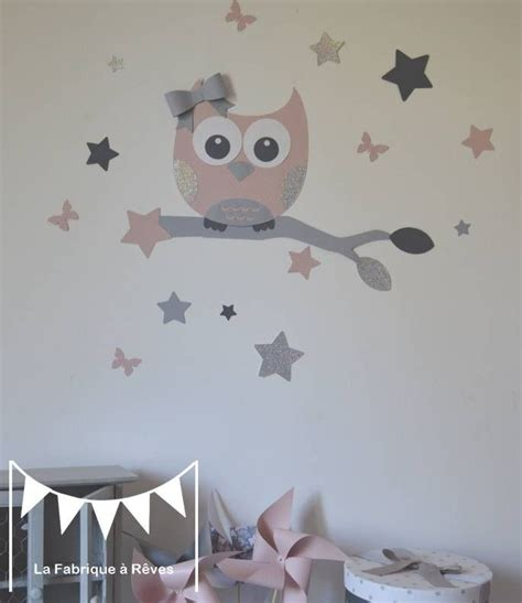deco arbre chambre bebe stickers sur porte grise recherche chambre