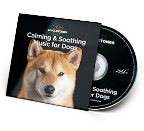 dogs wholetones calming soothing healing