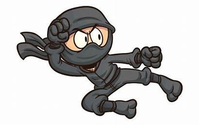 Ninja Transparent Cartoon Clip Clipart Library Wiz