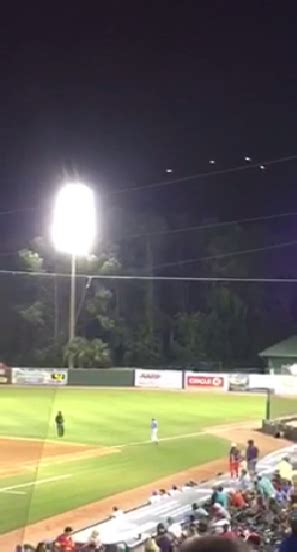Does This Video Show a Fireball Splitting Into Multiple ...