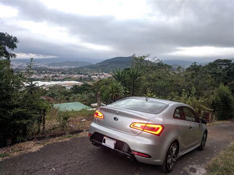 Kia Forte Koup Turbo by 1st Kia Forte Koup Sx Turbo In Costa Rica