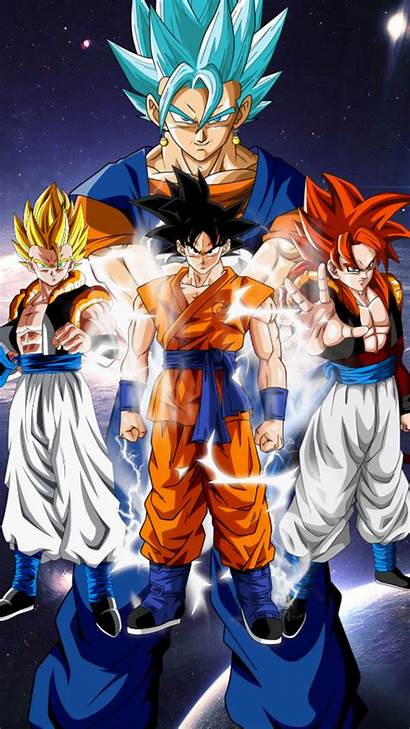Goku Iphone Gogeta Dragon Ball Vegito Super