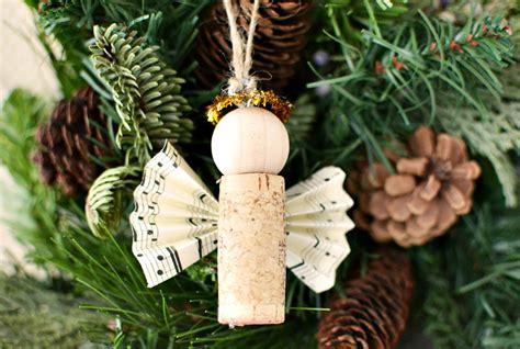 Diy Wine Cork Angel Christmas Ornaments Best Coffee Table Books Fashion Vintage Wood Inexpensive 4 Drawer Ashley Cross Island Furniture Glass Steamer Trunk Beech Tables
