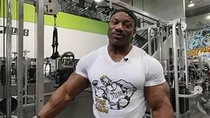Dexter The Blade Jackson Arm Workout 2017 Contest Prep