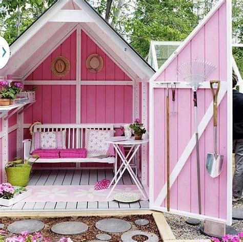 what sheds the most the most she sheds backyard spaces for