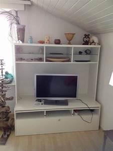 Ikea Tv Möbel : tv m bel ikea wei in waiblingen phono tv videom bel ~ Lizthompson.info Haus und Dekorationen