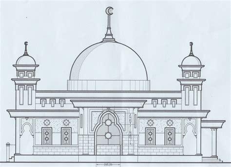 gambar masjid yang bagus dan mudah