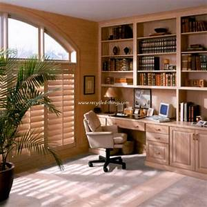 DIY Home Office Redecorating Ideas