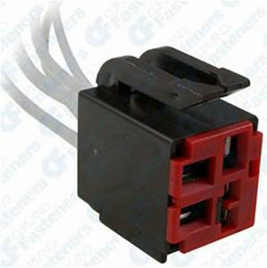 Repair Harness Connector Eec Relay For Ford