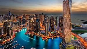 Dubai, City, 4k, Hd, Wallpapers