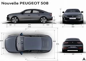 Peugeot 508 Fiche Technique : peugeot 508 2 2018 moteurs et fiches techniques de la nouvelle 508 photo 6 l 39 argus ~ Medecine-chirurgie-esthetiques.com Avis de Voitures