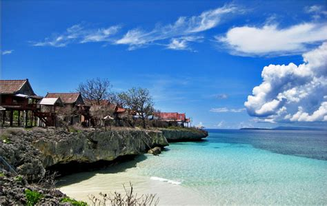 pantai tanjung bira wisata sulawesi