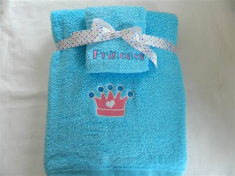 Best Embroidered/personalized Kids Bath Towel And Wash