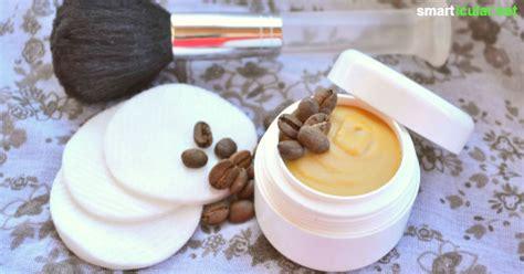 hautcreme selber machen selbst gemachte creme mit koffein f 252 r strahlende gesichtshaut