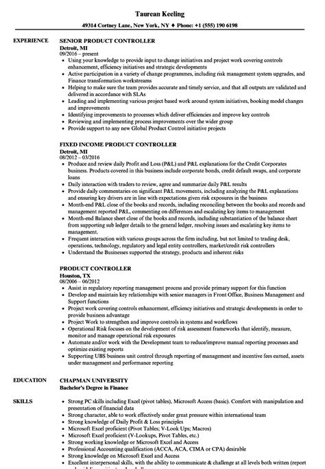 Assistant Controller Resumes by 100 Assistant Controller Resume Template Premium Sle Financial Controller Resume