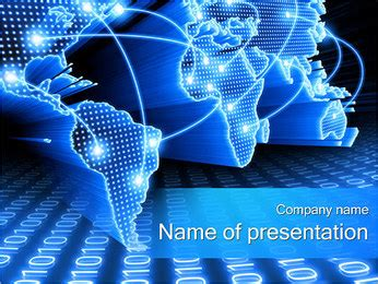 computers   powerpoint templates backgrounds