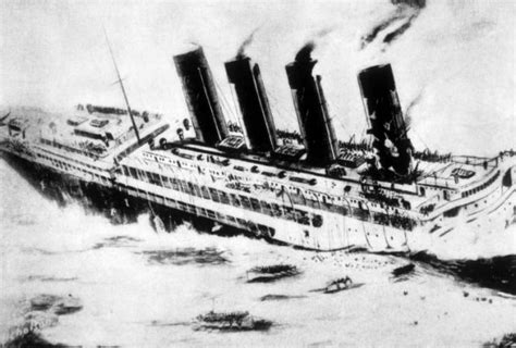 revealed british officials feared sunk wwi cruise ship