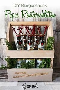 Geschenke Für Eltern Basteln : flaschentr ger aus holz mit gravur f r papa m nnerhandtasche diy geschenke ideen zum ~ Orissabook.com Haus und Dekorationen