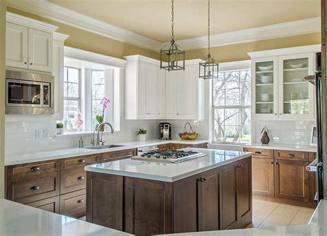 kleyn staged kitchen  custom home builder digest