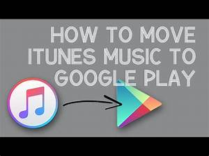 Import iTunes Music to Google Play - YouTube