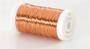 Draht Kleiderbügel Kupfer : 0 3 mm draht premium deko draht lackiert kupfer katja ~ Michelbontemps.com Haus und Dekorationen