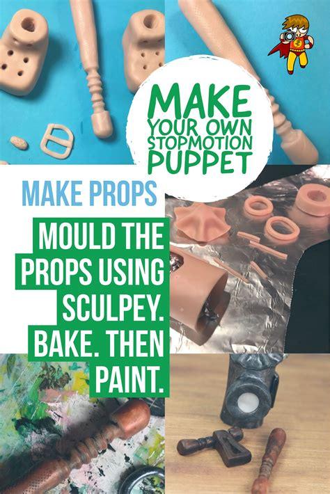 stopmotion puppet tutorial inspired workshops puppet