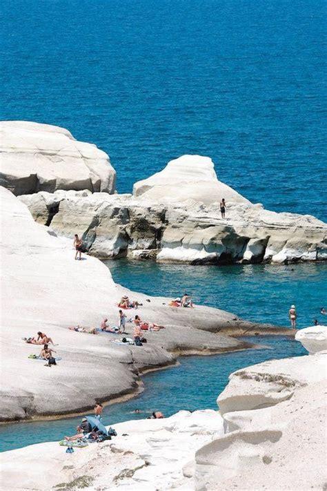Milos Island Greece Travel Greece Travel Greece