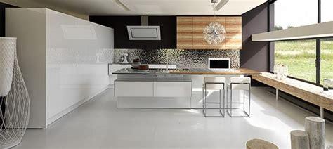 cuisine moderne blanc et bois indogate cuisine en bois moderne