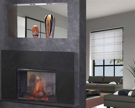 see through electric fireplace see through gas fireplaces heat n glo simplifyre see 5108