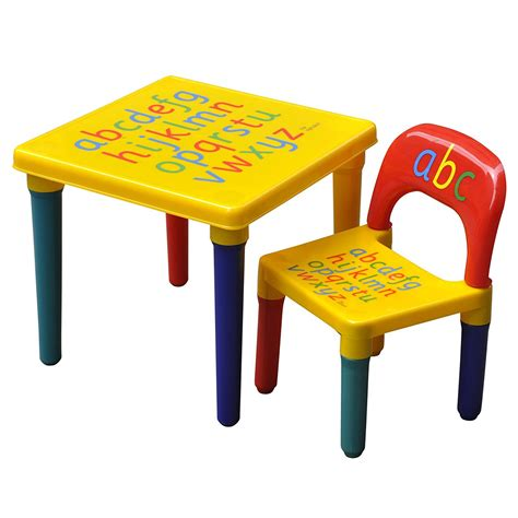 kids table n chairs kids furniture glamorous plastic chairs
