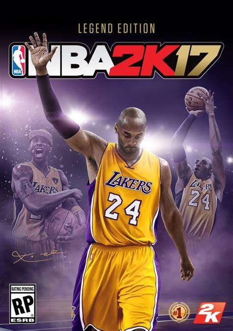 2K Sports puts up Kobe Bryant Legend Edition of NBA 2K17 ...