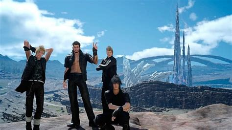 final fantasy xv guide    overpowered
