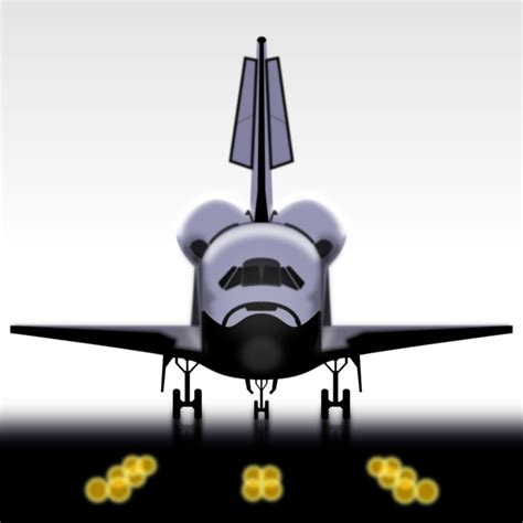 Space Shuttle Landing Simulator 3D Free - Simulation